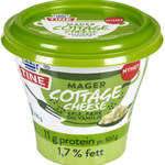 Mager cottage cheese (eple, pære og vanilje)