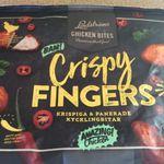 Chicken bites crispy fingers