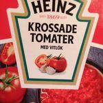Hakkede tomater med hvitløk 390gr