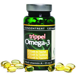 Trippel Omega-3