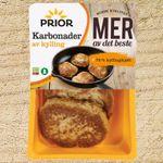 MER karbonader, karbonader av kylling