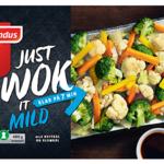 Just wok it mild
