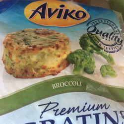 Gratins broccoli
