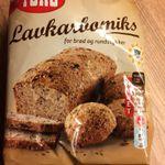 Lavkarbomiks, for brød og rundstykker