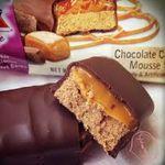Atkins endulge chocolate caramel mousse bar