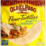 Flour Tortillas, medium size