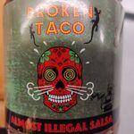 Almost illegal salsa