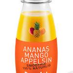 Smoothie (Ananas, mango, appelsin)