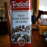 Fraticello Extra Virgin olivenolje