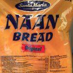 Naan brød