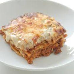 Lasagne (våre raske middager)