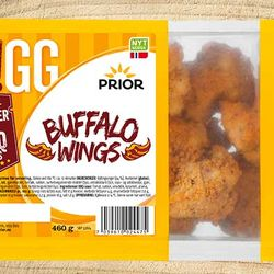 DIGG Buffalo Wings