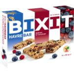 Bixit Havrebar Blåbær & Tranebær