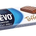 Allévo Low Calorie Bar Toffee