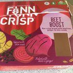 Finn Crisp beet boost