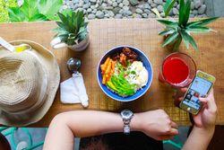 Nytt søk og matvarepopularitet i matvaretabellen