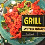 Grill Sweet Chili-marinerte reker