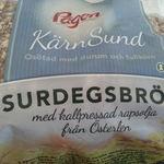 Surdegsbröd/Surdeigsbrød