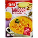 Tandoori Kyllingryte (Uten creme fraiche og kylling)