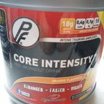 Core intensity