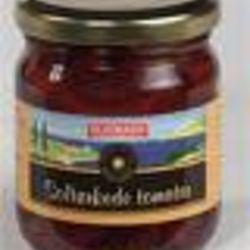 Soltørkede tomater (olje inkludert)