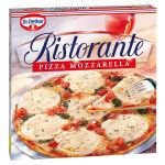 Ristorante - pizza mozzarella (liten)