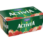 Activia Jordbær