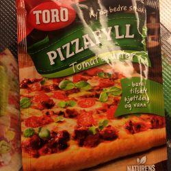 Pizzafyll tomat og urter