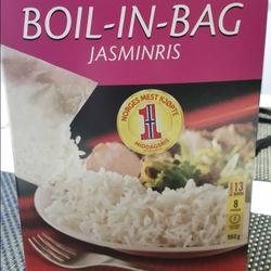 Ris Boil in bag - Jasminris