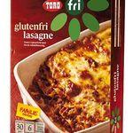Toro Glutenfri Lasagne