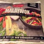 Grønnsaker / Malaywok