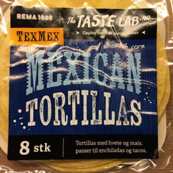 Mexican tortillas