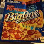 BigOne Loaded Pepperoni