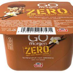 Go Morgen Zero  - Vaniljeyoghurt med nøttekrønsj