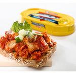 Stabbur-Makrell (Filet i Tomat)