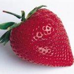 Jordbær, rå