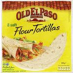 Tortillas fajita old el paso