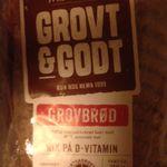 Grovt og Godt Grovbrød (97%)