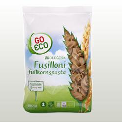 Økologisk Fusilloni Fullkornspasta