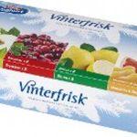 yoghurt vinterfrisk - mandaring&rød appelsin