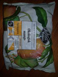 Økologisk mango