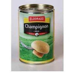 Champignon, hele