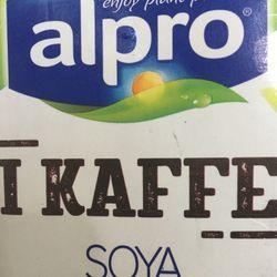 Alpro I Kaffe Soya