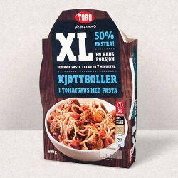 Toro XL Kjøttboller