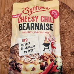 Cheesy Chili Bernaise