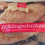 Kyllingschnitzel
