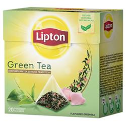 Grønn te Lipton