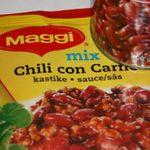 Chili con carne med karbonadedeig og kidneybønner