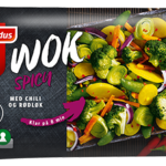Wok Spicy med chili og rødløk