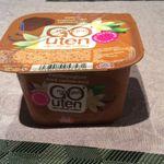 Go morgen uten sukker vaniljeyoghurt med nøttekrønsj